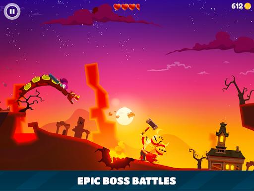 Dragon Hills для планшетов на Android