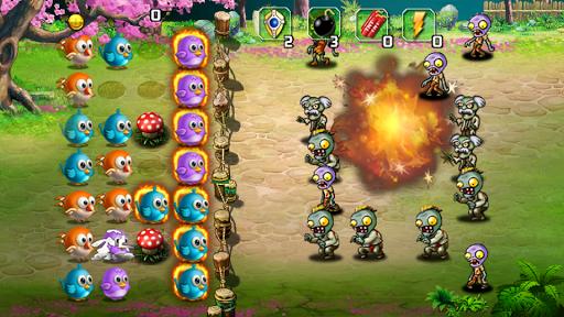 Birds VS Zombies 2S скачать на Андроид