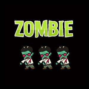 Trample Zombie