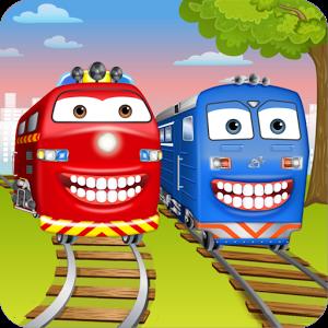 Trolley Train Dentist & Wash