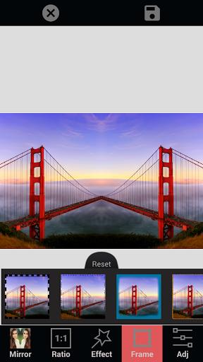 Mirror Image - Photo Editor для планшетов на Android
