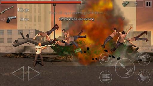 Зомби: Gundead скачать на планшет Андроид