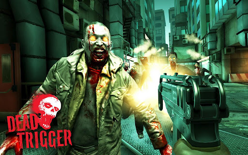 Игра DEAD TRIGGER для планшетов на Android