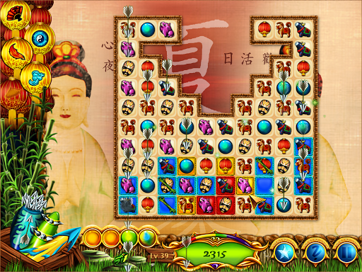 Игра Chinese Dragon - Match 3 на Андроид
