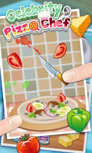Celebrity Pizza Chef на Андроид