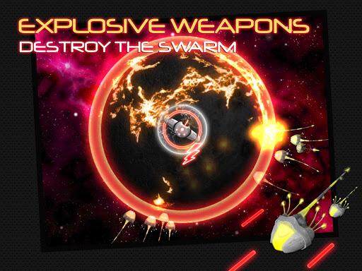 Игра Solar Swarm для планшетов на Android