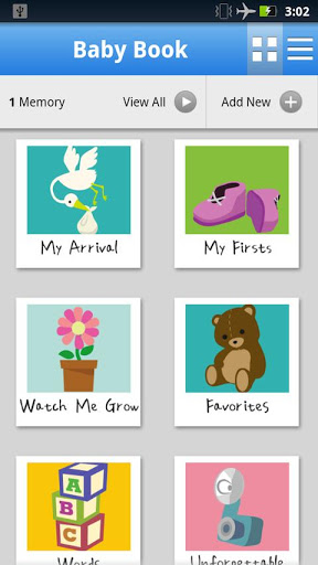 Приложение WebMD Baby на Андроид