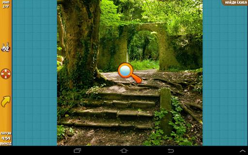 Игра Ищи зверушек! для планшетов на Android