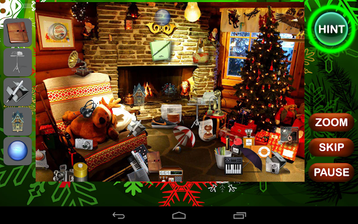 Christmas Hidden Objects на Андроид