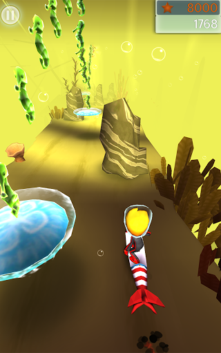 Игра Ocean Run 3D на Андроид