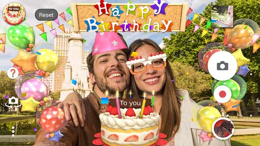 День рождения: фоторедактор скачать на Андроид