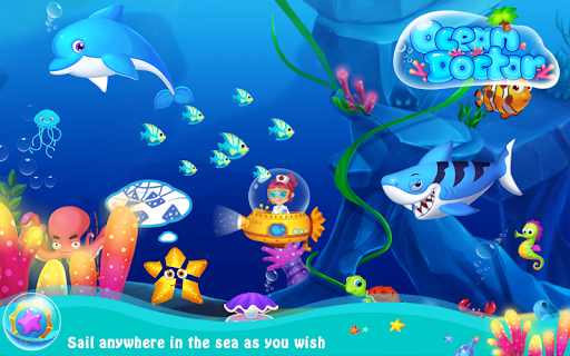 Игра Ocean Doctor на Андроид