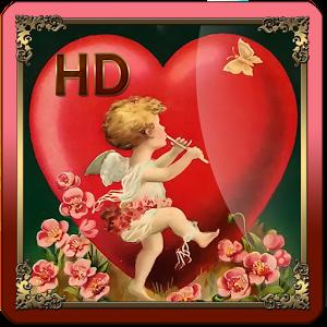 День Валентина Vintage HD LWP