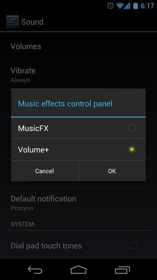 Как на Android-планшете увеличить или уменьшить громкость?