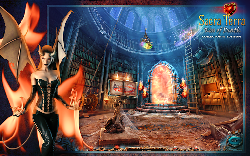 Игра Sacra Terra: Kiss of Death на Андроид