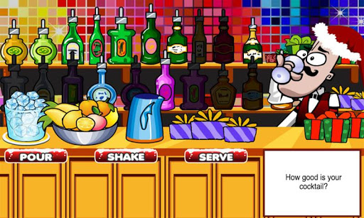 Christmas Cocktails скачать на Андроид