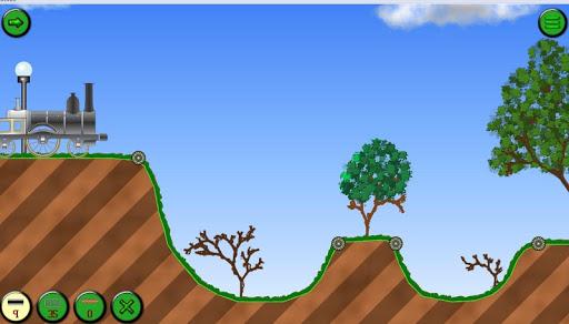 Игра Железнодорожный мост для планшетов на Android