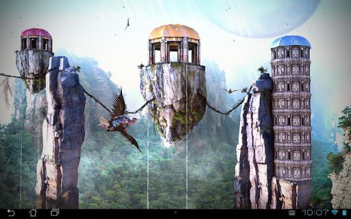 Fantasy World 3D LWP