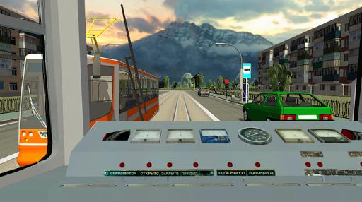 Симулятор Русского Трамвая 3D на Андроид