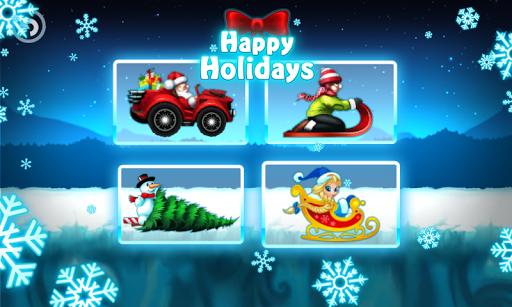 Winter Racing - Holiday Fun! скачать на планшет Андроид