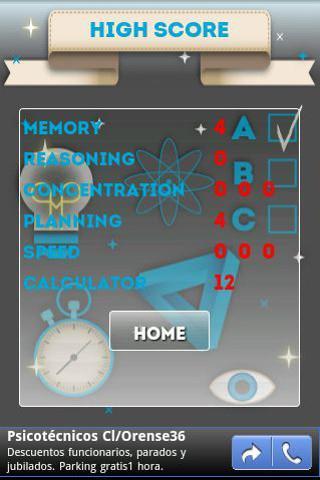 Игра Игры разума для планшетов на Android