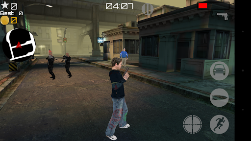 Gangsters of San Francisco для планшетов на Android