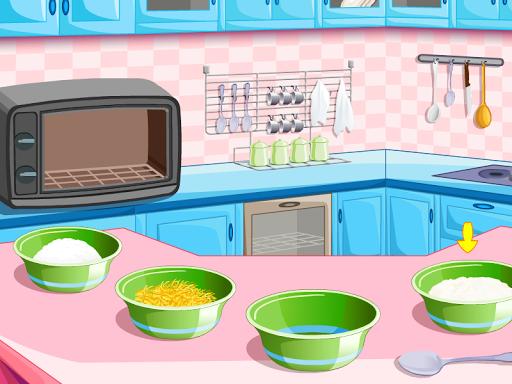 Игры приготовления десертов на Андроид