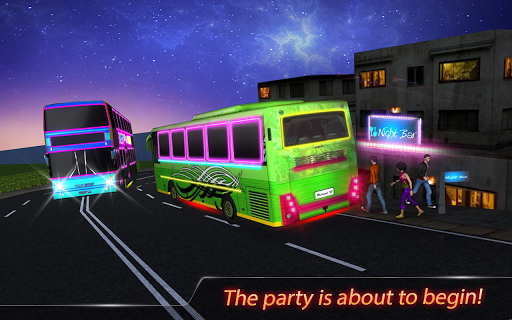Party Bus Driver 2015 на Андроид