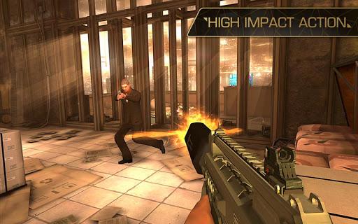 Игра Deus Ex: The Fall на Андроид