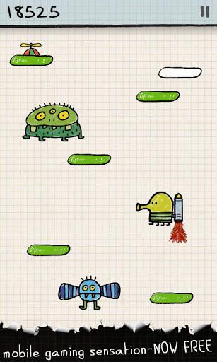 Doodle Jump скачать на планшет Андроид