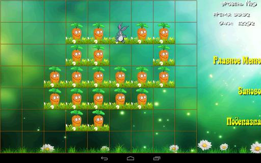 Веселый кролик для планшетов на Android