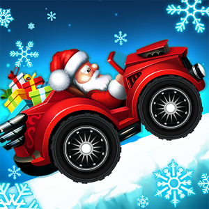 Winter Racing — Holiday Fun!