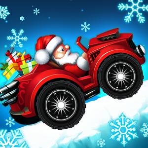 Winter Racing — Holiday Fun!