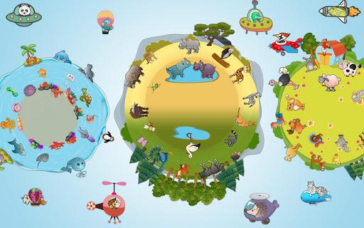 Игра 82 животных для планшетов на Android