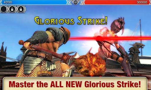 """Игра """"Blood & Glory: Legend"""" для планшетов на Android"""
