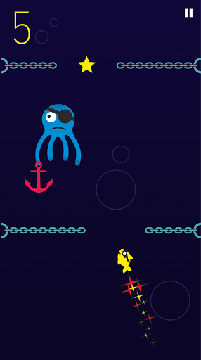 ROCKET FISH для планшетов на Android