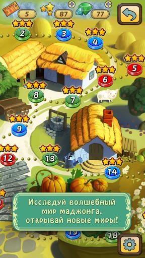 Деревня Маджонг скачать на Андроид