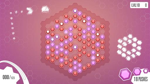 """Игра """"Fractal: Make Blooms Not War"""" на Андроид"""