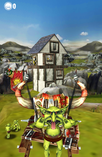 Warhammer: Snotling Fling для планшетов на Android