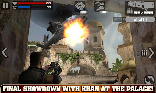 Frontline Commando скачать на Андроид