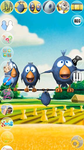 "Игра ""Birds On A Wire"" для планшетов на Android"