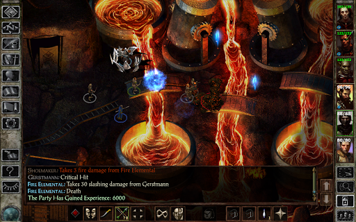 Icewind Dale Enhanced Edition на Андроид