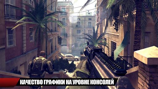Игра Modern Combat 4: Zero Hour на Андроид
