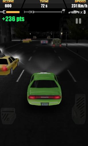 MORTAL Racing 3D для планшетов на Android