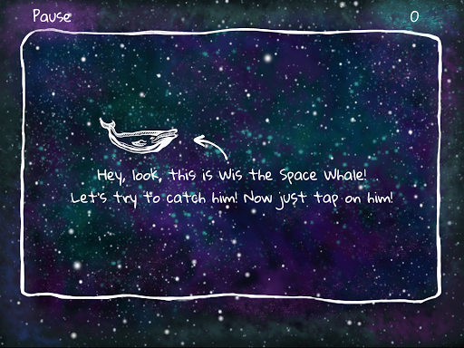 Wis the Space Whale для планшетов на Android