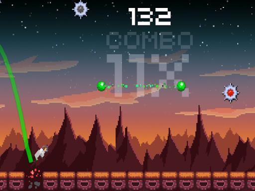Игра Jupiter Jump для планшетов на Android