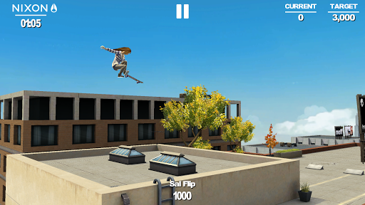 Игра Transworld Endless Skater на Андроид