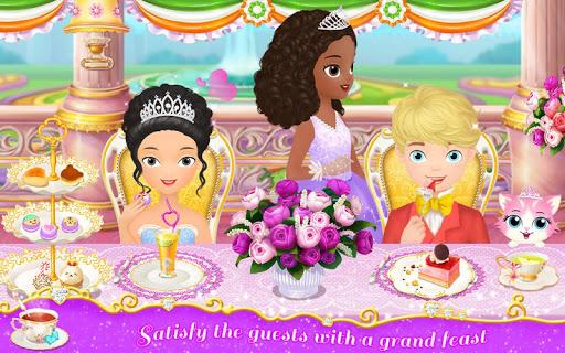Princess Tea Party для планшетов на Android