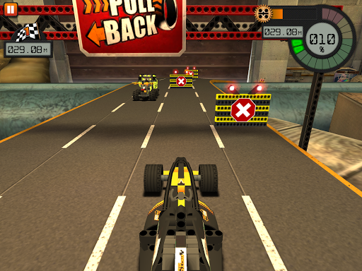 Игра LEGO® Technic Race на Андроид