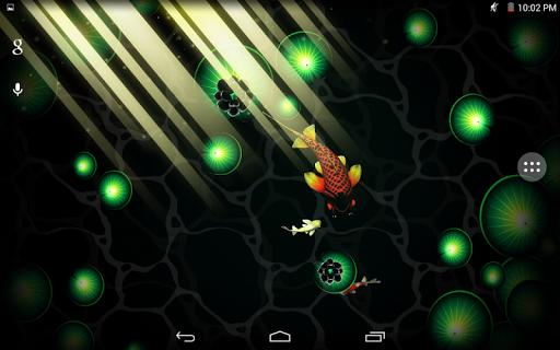 Majestic Koi для планшетов на Android